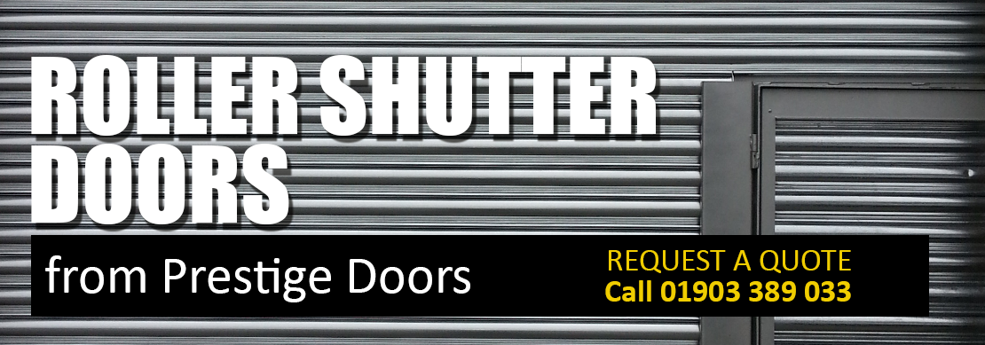 Roller Shutter Repairs In Eastbourne